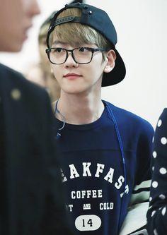 Baekhyun and his glasses Baekhyun, Hapkido, Bts And Exo, Exo K, Exo Members, Chanbaek, Shinee, Boy Groups, Kpop