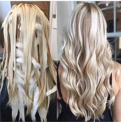 20 Trendy Hair Highlights : Balayage application & finished Tips; Trendy hairstyles and colors Women hair colors; Blonde Hair Shades, Blonde Hair Looks, Honey Blonde Hair, Hair Color For Women, Cool Hair Color, Hair Colors, Blonde Hair Inspiration, Trendy Hairstyles, Female Hairstyles