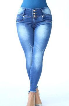 Ref: 395 JEAN SIN BOLSILLOS (Stone Medio) Skinny Jeans, Stone, Pants, Fashion, Pockets, Trousers, Clothes, Skinny Fit Jeans, Moda