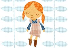 """thinking of making Leila an """"Anne of Green Gables"""" doll inspired by this!"""