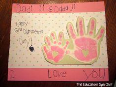 Happy Grandparents Day Crafts