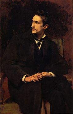 L. Doucet, Comte Robert de Montesquiou-Fezensac, 1879