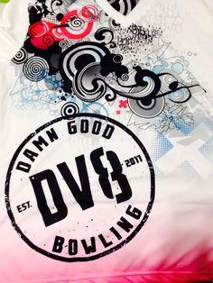 DV8 #high5gear Bowling jersey