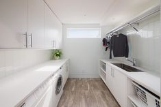 Contemporary Home Design, Pictures, Remodel, Decor and Ideas - page 38 (HANGING & TILE WALL)