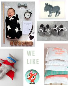 birth announcement! Bloesem Kids | We like in January 2014