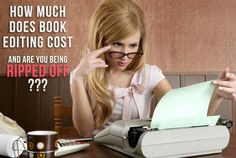 Last yearI started on online controversy with an article suggesting that indie authors shouldn't pay for editing.What I mean in the post, which you should read (the comments too!), is that …