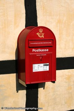 mailbox Denmark
