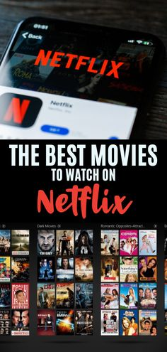 THESE ARE THE BEST MOVIES TO WATCH ON NETFLIX RIGHT NOW