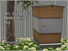 Welcome to Jennerica! - Mrs. Stingley's Beekeeping Box: A TS3 Conversion