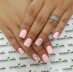 Nail art summer discrete nail polish colors as a summer trend for - acrylic nails Nail Designs 2015, Hot Nail Designs, Nail Designs Spring, Light Pink Nail Designs, Hot Nails, Pink Nails, Light Pink Acrylic Nails, Perfect Nails, Gorgeous Nails