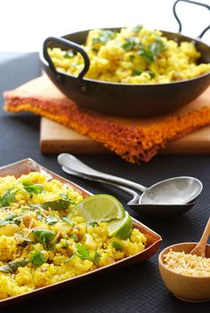 Recipe: Breakfast Poha
