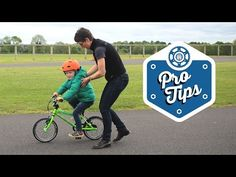 How to teach a child to cycle in 30 minutes - BikeRadar USA