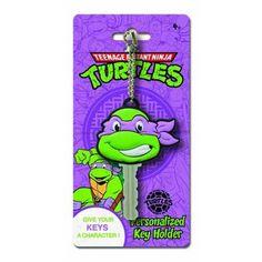 Teenage Mutang Ninja Turtle Donatello Key Holder - Walmart.com