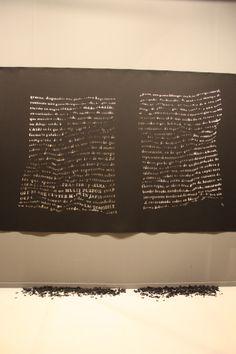 Mónica Bengoa Book Art, Contemporary Art, Objects, Inspiration, Arch, Pintura, Textiles, Biblical Inspiration, Inspirational