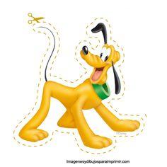 Pluto para recortar