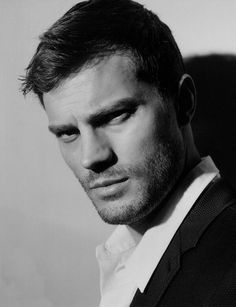 "Jamie Dornan...I loved the book series and movie and he was the ""perfect"" Christian Grey (my 50)"