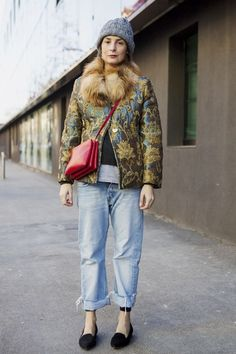 Michela Meni James Dean, Spring And Fall, Winter Style, Milan, Winter Fashion, Winter Jackets, My Style, Happy, Outfits
