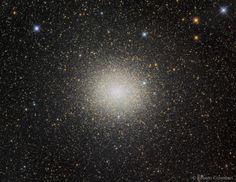 Omega Centauri: The Brightest Globular Star Cluster    via NASA...