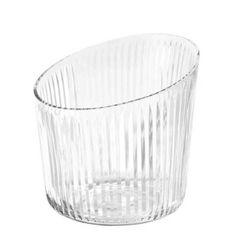 Weinkühler Glas Louxor 22 x 22 cm (h)