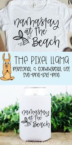 Nama'Stay At The Beach SVG - Beach SVG - Summer SVG - Cricut SVG - Cameo SVG