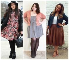 How To Look Drop Dead Gorgeous At Plus-Size
