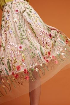 Waverly Garden Skirt