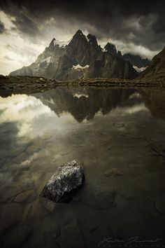 "500px / Photo ""The dark Fortress"" by Xavier Jamonet"
