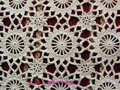 crochet lace sample