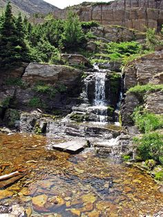 Carthew Alderson Trail, Waterton Lakes National Park, Alberta, Canada