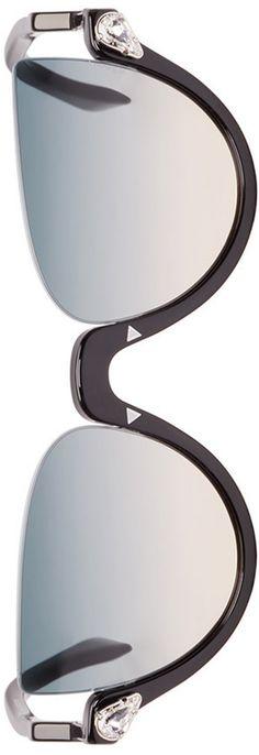 designer sunglasses Fendi Blink Half-R - sunglasses Mirrored Aviator Sunglasses, Tom Ford Sunglasses, Dior Sunglasses, Sunglasses Sale, Cat Eye Sunglasses, Round Sunglasses, Tom Ford Eyewear, Sunnies, Sunglasses Women Designer