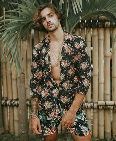 Life Gets Better, Bohemian Summer, Button Down Shirt, Men Casual, Mens Tops, Shirts, Fashion, Moda, Casual Male Fashion