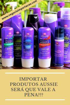 Produtos Aussie, são de ótima qualidade, mas muito difícil de ser  encontrado aqui no Brasil. Quer saber como comprar esses produtos com um  valor bem em ... dbaf64847a