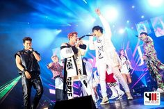 2PM WORLD TOUR GO CRAZY IN BANGKOK
