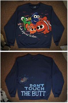 Sweatshirt. This I must have.