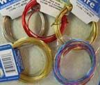 great information on types of wire for jewelry making
