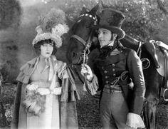 Rudolph Valentino and Gloria Swanson - Beyond the Rocks (1922)