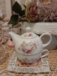 Tea For One, Tea Pots, Dinner, Tableware, Dining, Dinnerware, Food Dinners, Tablewares, Tea Pot