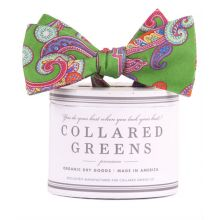 7392c26060ee The Wood Bow in Green by Collared GreensCountry Club Prep #CollardGreens  #PreppyHasAHome #Classic