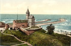 Postcards of the Past - Vintage Postcards of Kolobrzeg (Colberg), Poland. Poland Travel, Old Pictures, Vintage Postcards, Statue Of Liberty, Cathedral, The Past, Places To Visit, Germany, Europe