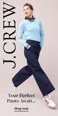 Legs for days? Our pants give you legs for decades. Preppy Mode, Preppy Style, My Style, Women's Summer Fashion, Winter Fashion, Work Outfits, Fall Outfits, J Crew Style, Pants For Women