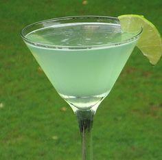 Geisha Girl    (2 oz. TY KU Citrus  1 oz. Gin  1 oz. Lemonade  1 oz. Sprite   .5 oz. Sweet and Sour mix  .5 oz Rose's Sweetened Lime Juice  Lime wedge for garnish)