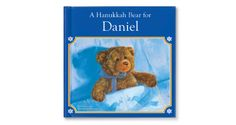 Personalized Gifts For Kids | A Hanukkah Bear For Me  $39.95