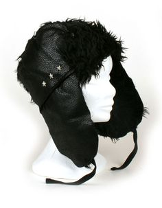 Black Lammy cap - Kik*Kid