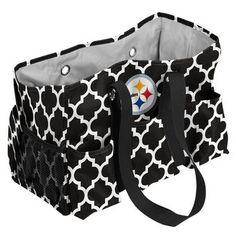 Pittsburgh Steelers Quatrefoil Jr. Caddy