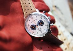 Win it: The Armogan Le Mans Chronograph  Armogan Le Mans Chronograph  $194.98 ($225)  Is it that different from their handsome as heckSpirit of St. Louis? No. Have they perfectly executed all of the design tweaks to give this new motorsport inspired watch its own unique drool-worthy look?  Absolutely.  Same domed crystal. Same retro style pushers. Same fantastic font. But there are a few differences. Most notably the size. This one has been sized down just a touch. The Spirit of St. Louis…