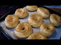 International Recipes, Bagel, Doughnut, Recipies, Food And Drink, Bread, Camera Phone, Ds, Youtube