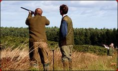 Pull! try a Clay Pigeon Shooting Stag weekend... http://www.stagsandhens.com/stag-weekends-clay-pigeon-shooting.php