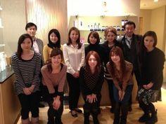 Cuore Cosmetics Visits SNY   Shizuka New York Day Spa