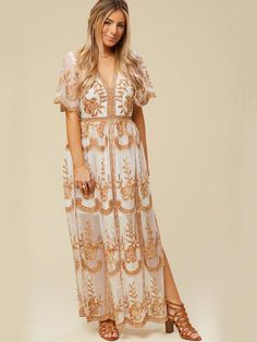 86530cb8a667 Altar d State Leadore Maxi Dress - Maxi - Dresses - Apparel   maxidressessummer Workout