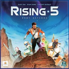 Rising 5 Runes of Asteros Fox Games, Games To Buy, Bioshock, Family Games, Deck Of Cards, Runes, Board Games, The Incredibles, Envy